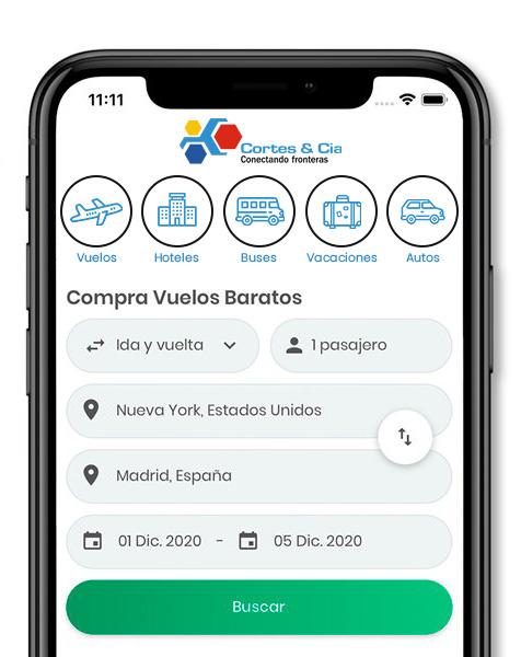 App Cortes & Compañia SAS